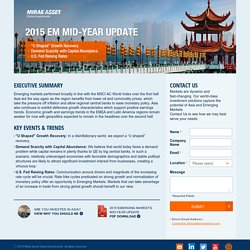 2015 EM Mid-Year Update