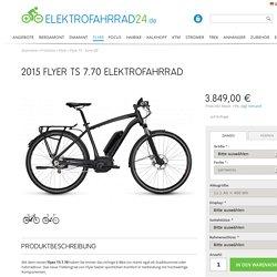 2015 Flyer TS 7.70 (Nyon) – Elektrofahrrad24