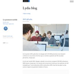 2015 @Lydia - Lydia blog