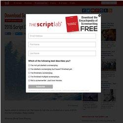 2015 Script Downloads