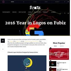 2016 Year in Logos on Fubiz
