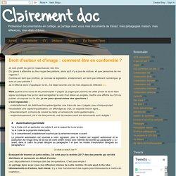 Clairement doc: 2017