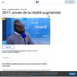 2017, année de la réalité augmentée