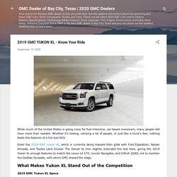 2019 GMC Yukon XL in Texas