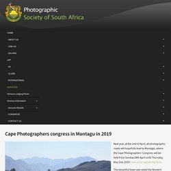 2019 - Montagu Congress