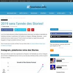 2019 sera l'année des Stories!