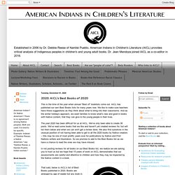 AICL's Best Books of 2020