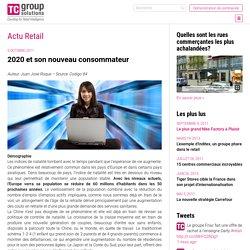 2020 et son nouveau consommateur