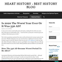 Get Worst Year To Be Alive