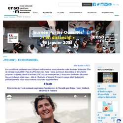 ENSA-Marseille Architecture