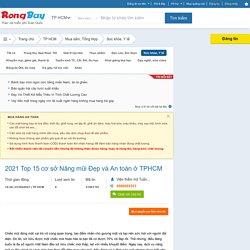 2021 Top 15 cơ sở Nâng mũi Đẹp và An toàn ở TPHCM 31961791
