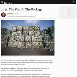 2021: The Year Of The Package