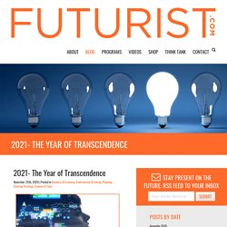 2021- The Year of Transcendence