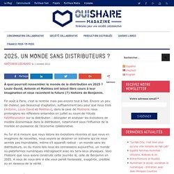 2025, un monde sans distributeurs ?