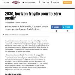 2030, horizon fragile pourle zéro positif