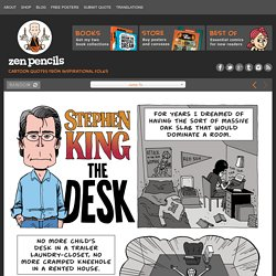207. STEPHEN KING: The desk