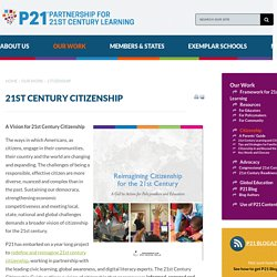 21st Century Citizenship