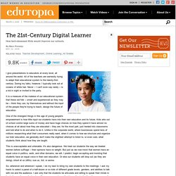 The 21st-Century Digital Learner