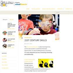 21st CENTURY SKILLS » The Yellow Dot