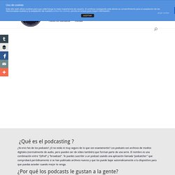 22 podcasts para traductores
