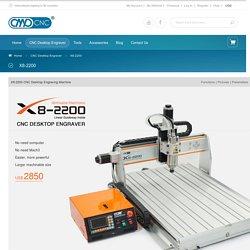 X8-2200 - CNC Desktop Engraver -omiocnc.com