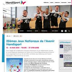 22èmes Jeux Nationaux de l'Avenir Handisport