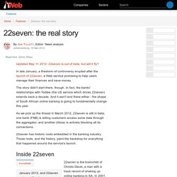 22seven: the real story