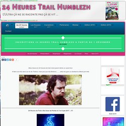 HUMBLEZH les 24 heures Trail - BREST