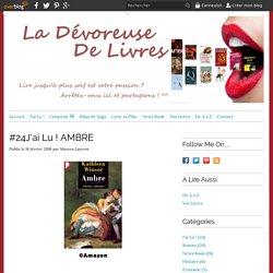 #24J'ai Lu ! AMBRE
