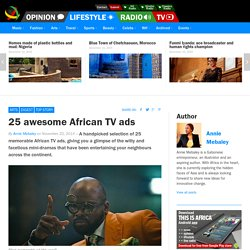 25 awesome African TV ads