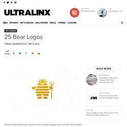 25 Bear Logos