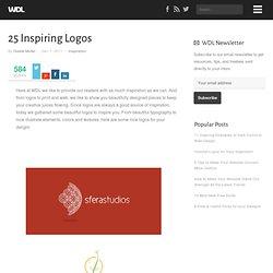 25 Inspiring Logos