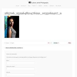 Ludovic Jamet » [Tuto] Réglage de la netteté sous photoshop CS5