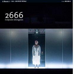 «2666», une odyssée théâtrale