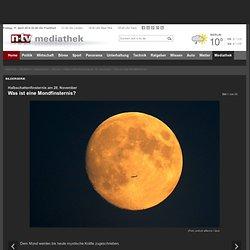 Wenn die Erde Schatten wirft: Was ist eine Mondfinsternis?