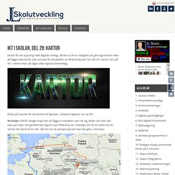 del 29: Kartor – JL Skolutveckling