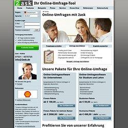 Online Umfragen