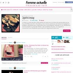 2girls1mag - Découvrez son profil sur hellocoton