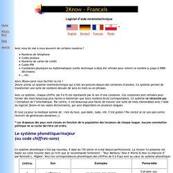 2Know - Francais