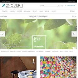 2Modern Design Talk - Modern Furniture & Design Blog