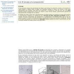 3.2. El encaje y la composición
