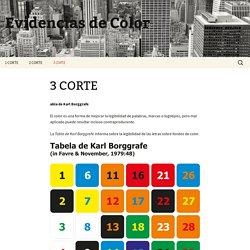 Evidencias de Color