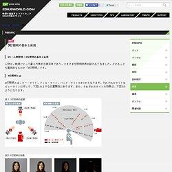 3灯照明の基本と応用 PIMOPIC EDIUSWORLD.COM - 映像を編集するソフトウェア「EDIUS(エディウス)」の総合サイト