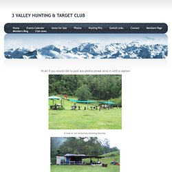 3 VALLEY HUNTING & TARGET CLUB