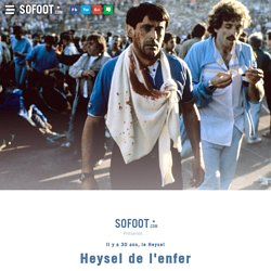 30 ans du Heysel