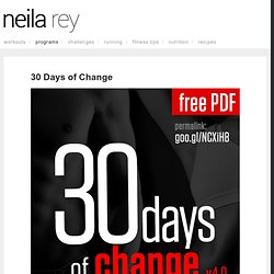 30 Days of Change v3.0 - StumbleUpon
