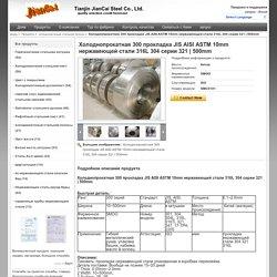 Холоднопрокатная 300 прокладка JIS AISI ASTM 10mm нержавеющей стали 316L 304 серии 321