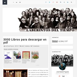 3000 Libros para descargar en pdf