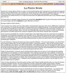 3004-3 : La Pierre Brute