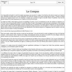 3078-3 : Le Compas
